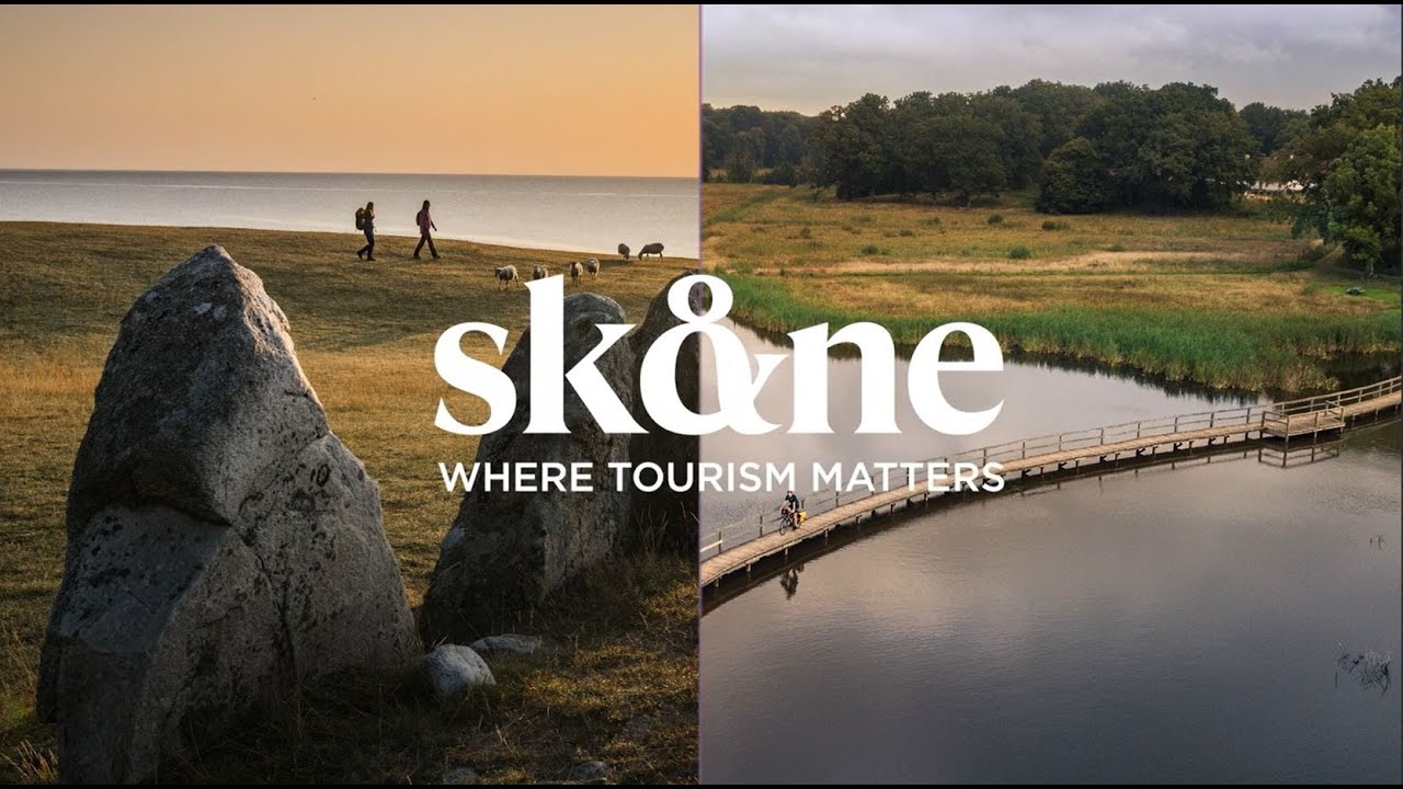 Skåne- Where tourism matters!